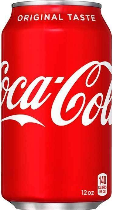 Coca-Cola - 12 oz Can