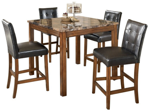 Theo Dining Set - Counter Height