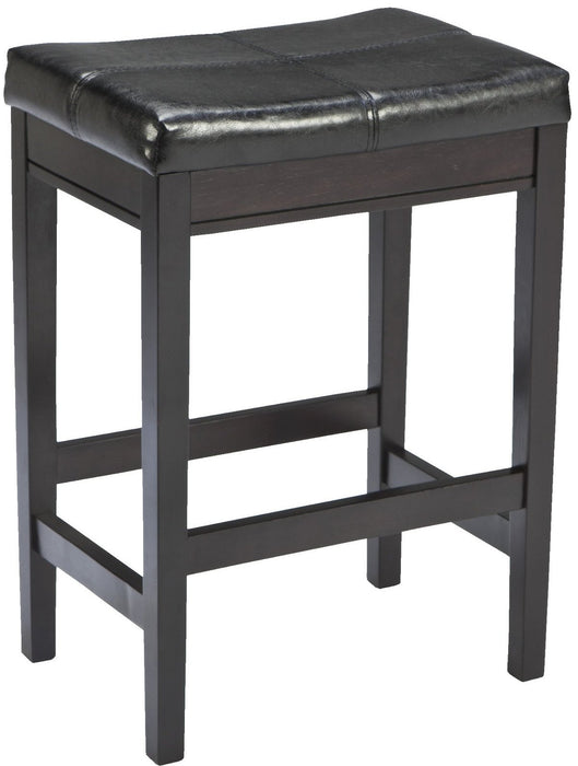 Kimonte Bar Stool Set - Counter Height - 2 Colors