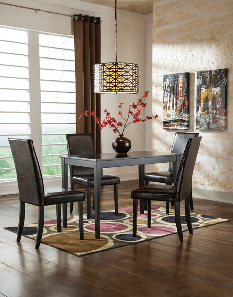 Kimonte Dining Set - Dining Height