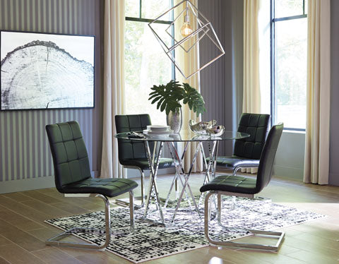 Madanere Dining Set - Dining Height