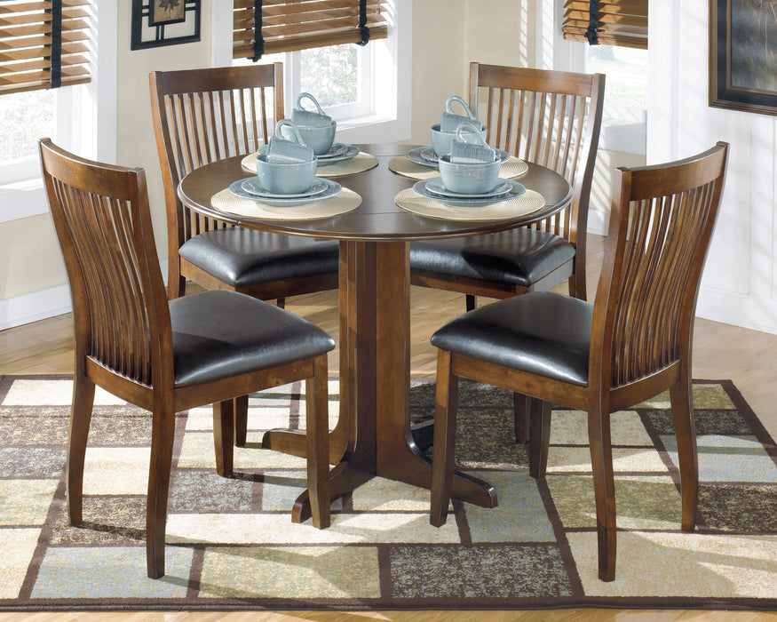 Stuman Drop Leaf Dining Table