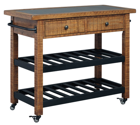 Marlijo Dining Room Server Cart in 4 Colors