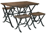 Freimore 5PC Dining Set