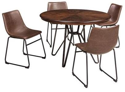 Centiar Dining Set - Dining Height - Round
