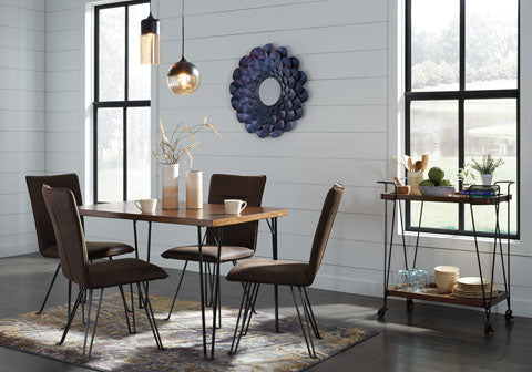 Moddano Dining Set - Dining Height