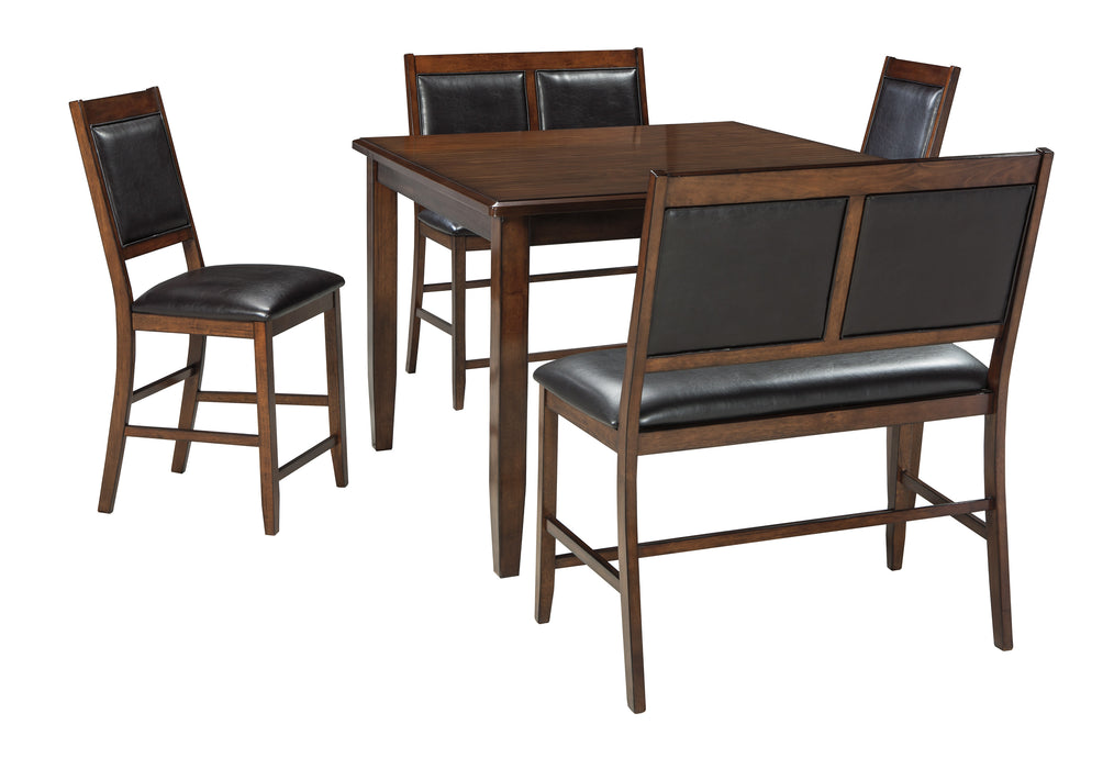 Meredy Dining Set - Counter Height