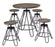 Sonilyn Round Dining Set - Counter Height