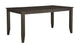 Dresbar Rectangular Dining Table