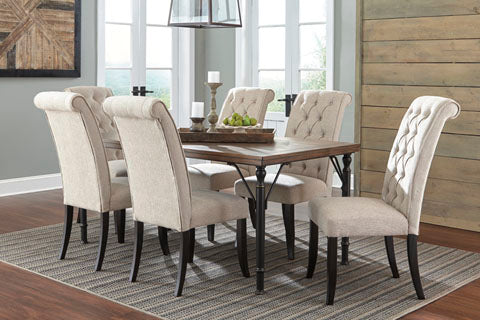 Tripton Dining Set - Dining Height