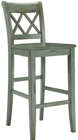 Mestler  Bar Stool - 2 Colors - 2 Heights