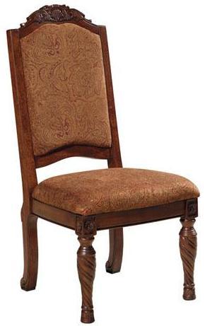 North Shore Dining Room Chair - Upholstered Back