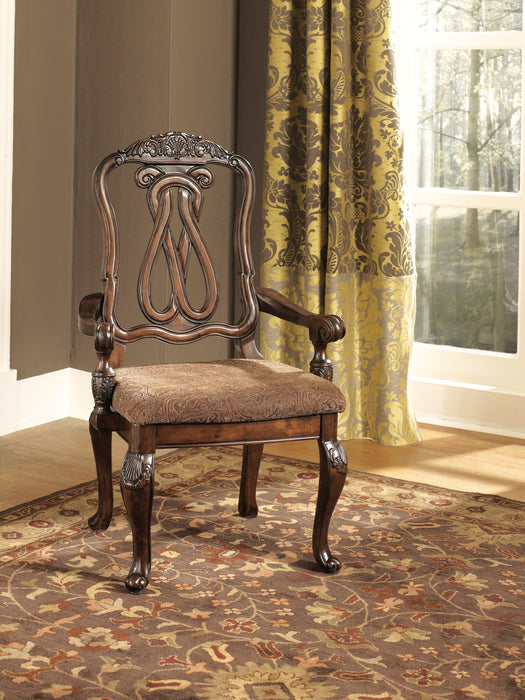 North Shore Dining Room Arm Chair