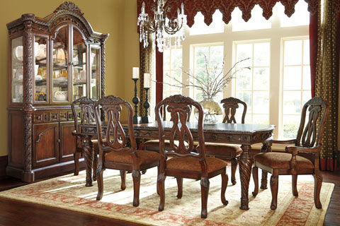 North Shore Dining Set - Dining Height