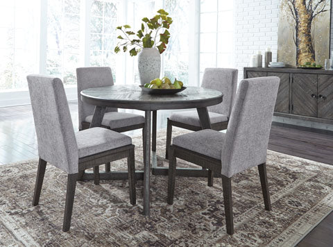 Besteneer Dining Set - Dining Height