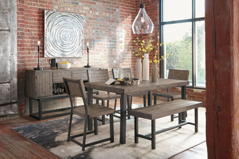 Cazentine Dining Set - Dining Height
