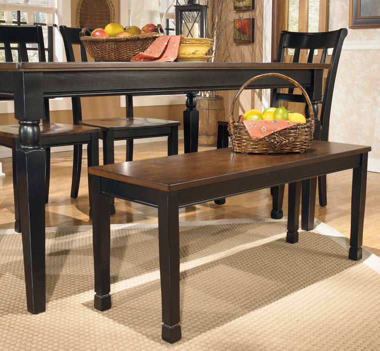 Owingsville Rectangular Dining Table