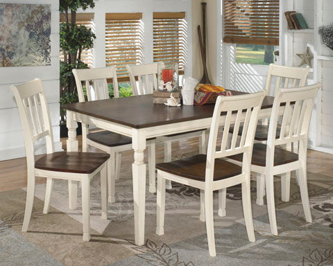 Whitesburg Dining Set - Dining Height