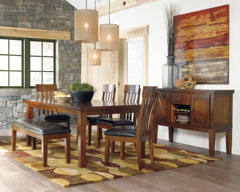 Ralene Dining Set - Dining Height