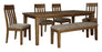 Flaybern Dining Set - Dining Height