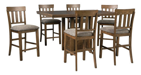 Flaybern Dining Set - Counter Height