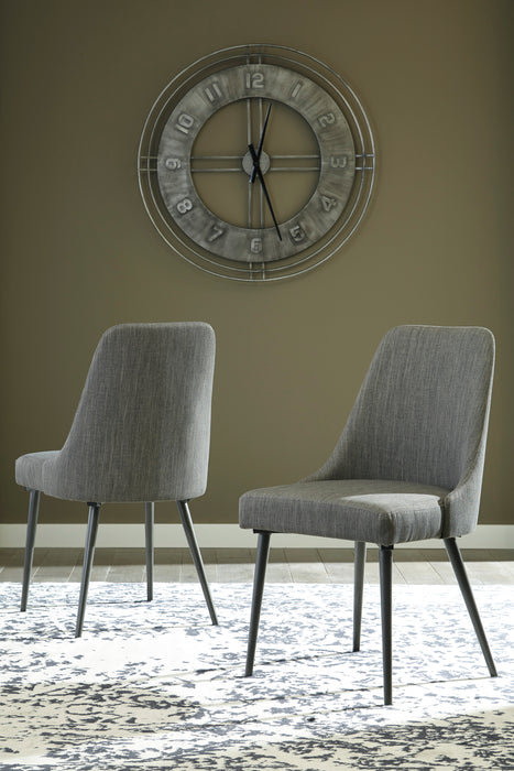 Coverty Dining Room Chair - Light Brown
