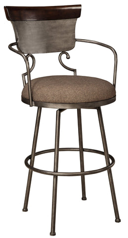 Moriann Metal Bar Stool - 2 Heights