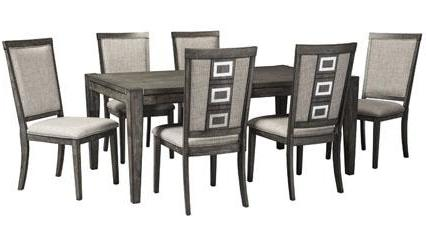 Chadoni Dining Set - Dining Height