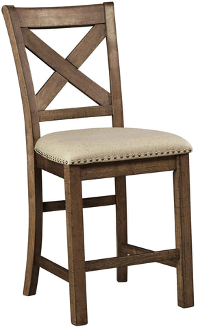 Moriville Bar Stool - Counter Height