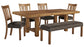Tamilo Dining Set - Dining Height