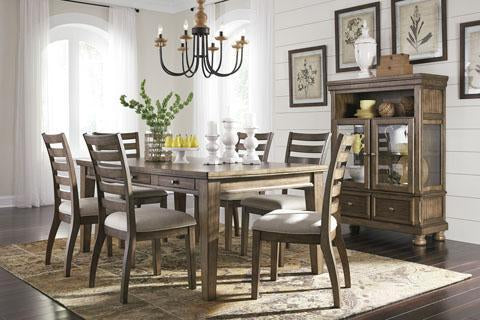 Flynnter Dining Set - Dining Height