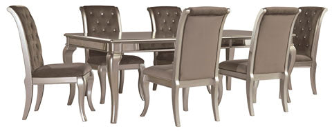 Birlanny Dining Set - Dining Height