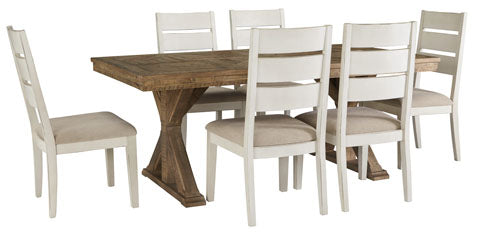 Grindleburg Dining Set - Dining Height
