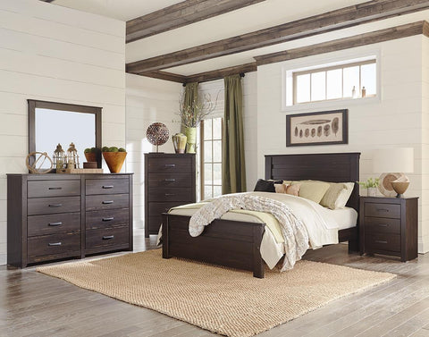 Depere Bedroom Package - Deer Paint