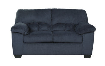 Dailey Loveseat in 3 Colors