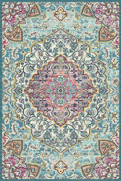 Persian Weavers Expressions Rug in 3 Colors