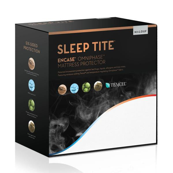 SLEEP TITE ENCASE® OMNIPHASE® MATTRESS PROTECTOR