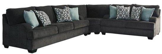 Charenton Faux Sectional - 3 Options
