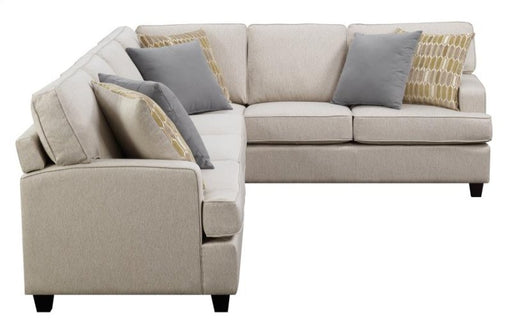 Emmett Sectional - Beige