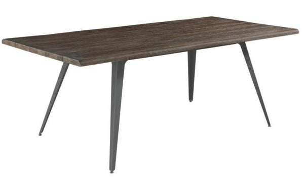 Fremont Dining Table - Dark Rustic Brown