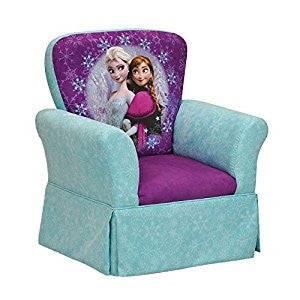 Disney Frozen Kid's Rocking Chair