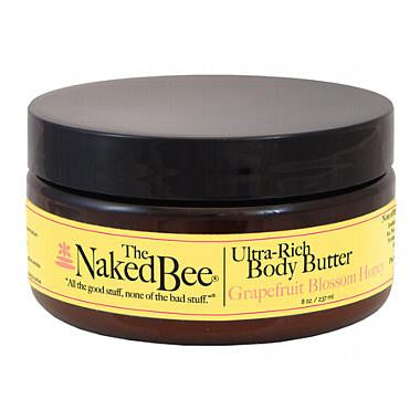 Naked Bee - Ultra-rich Body Butter (5 Fragrances)