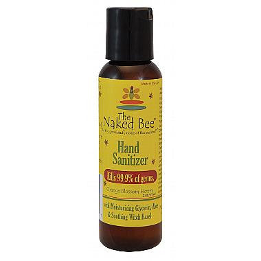 Naked Bee - Hand Sanitizer 2 oz.