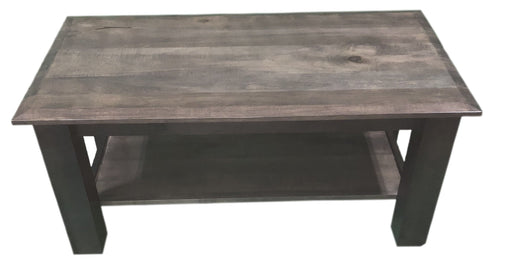 Hilltop Furniture Maple Ridge Coffee Table