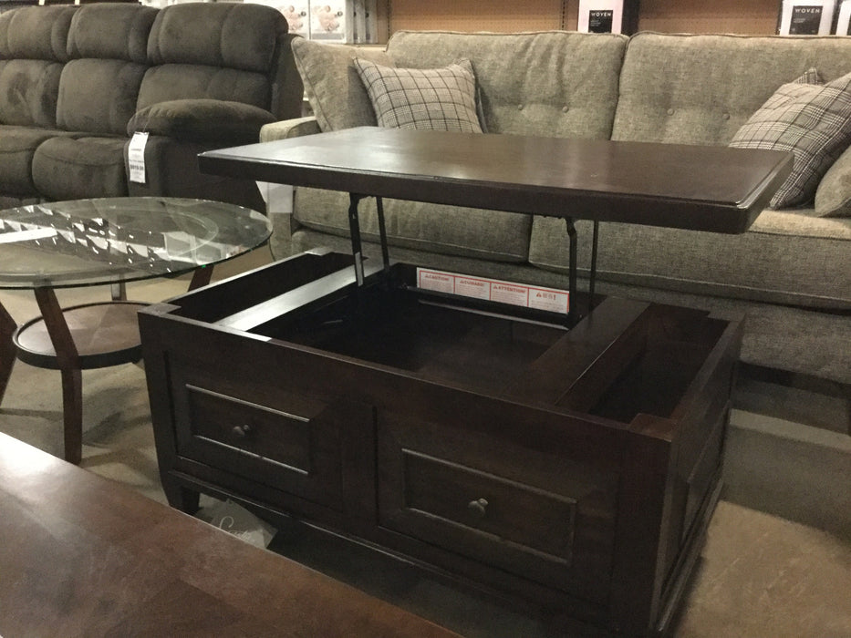 Hindell Park Lift Top Coffee Table