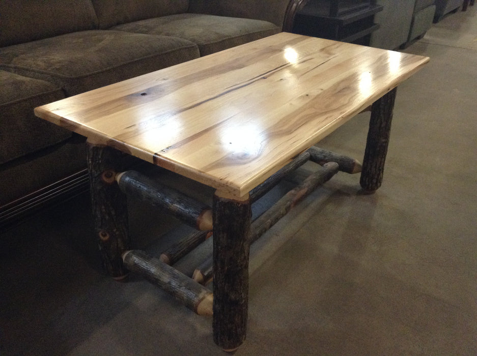 Hilltop Furniture Hickory Cocktail Table
