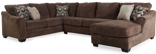 Justyna Sectional - Teak