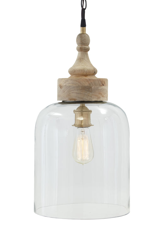 Faiz Glass Pendant Light