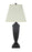 Amerigin - Bronze Finish - Poly Table Lamp (2/CN)