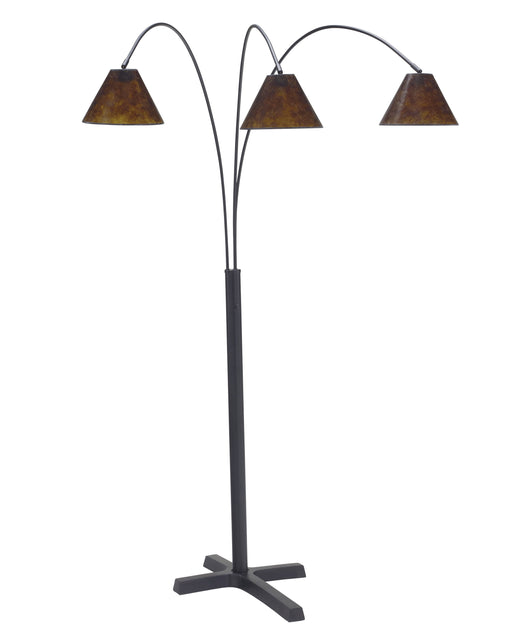 Sharde Metal Arc Floor Lamp